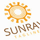 Sun Ray Logo - GraphicRiver Item for Sale