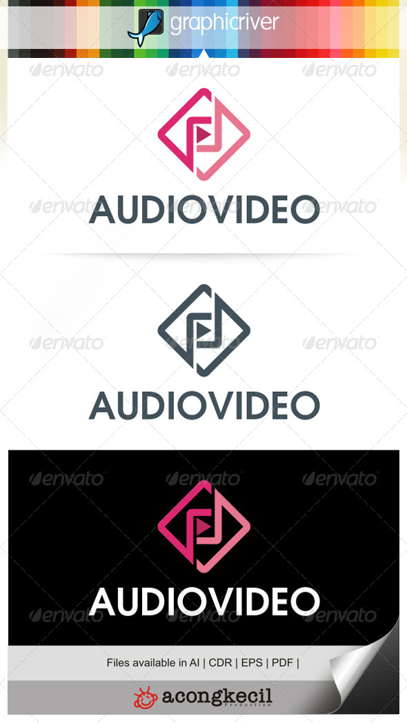 GraphicRiver Digital Player V.2 6894437