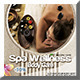Spa Flyer - GraphicRiver Item for Sale