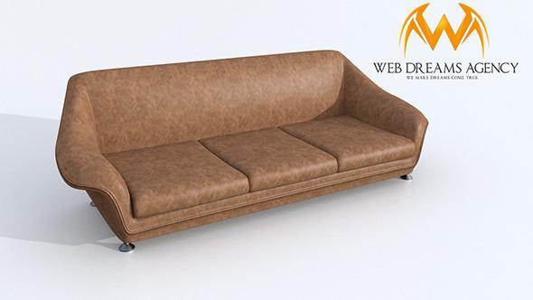 3DOcean Sofa SLOORP 6900211