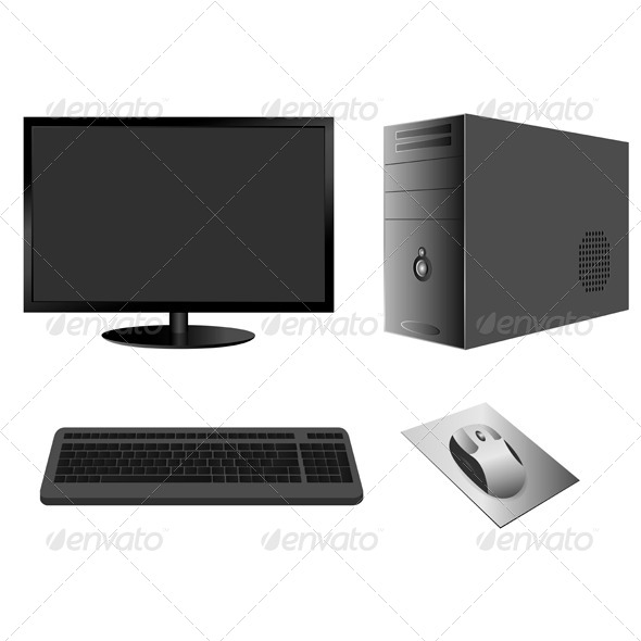 GraphicRiver Computer 6900283