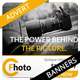 Multipurpose Ad Banner Set - GraphicRiver Item for Sale
