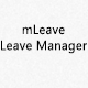 mLeave - Leave Manager - CodeCanyon Item for Sale