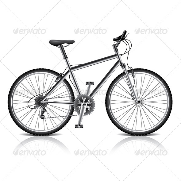 GraphicRiver Mountain Bike 6901321