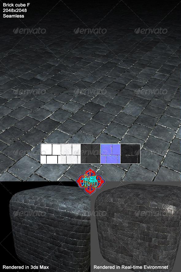 3DOcean Square brick Texture 06 6901642