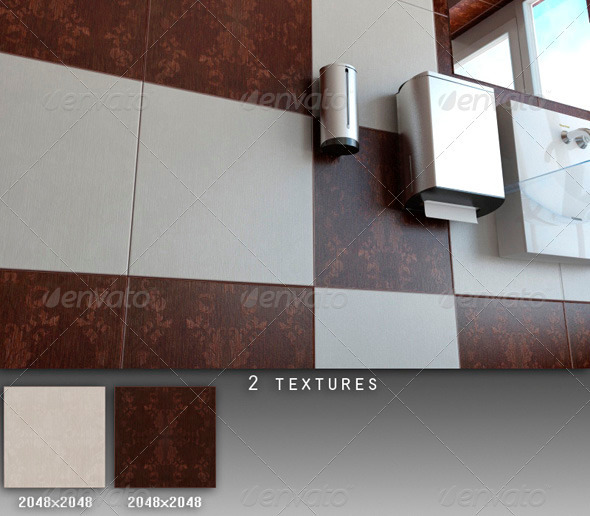 3DOcean Professional Ceramic Tile Collection C085 721616