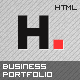 Humble - Portfolio and Business Theme - HTML Version - ThemeForest Item for Sale