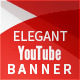 Elegant Youtube Banner - GraphicRiver Item for Sale