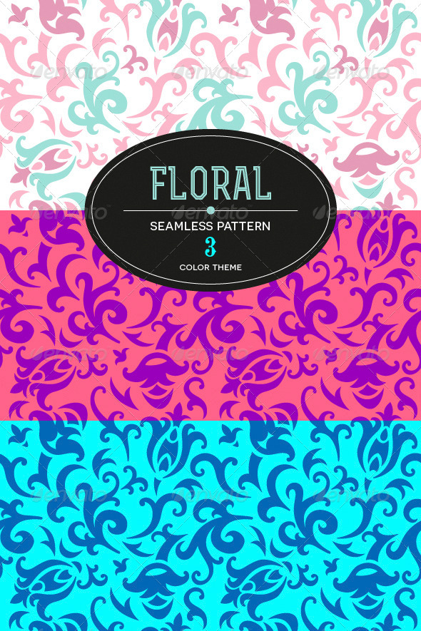 GraphicRiver Floral 6903054