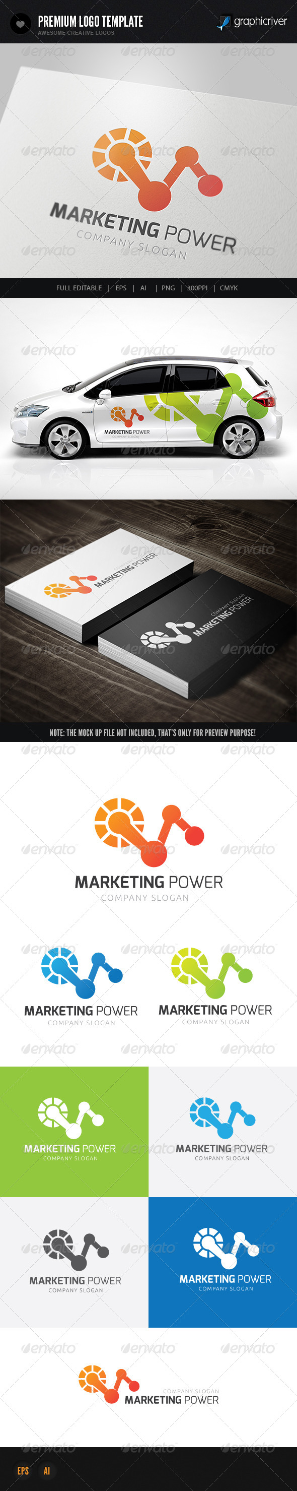 GraphicRiver Marketing Power 6903440