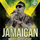 Reggae Party Flyer Template - GraphicRiver Item for Sale
