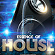 Urban House Electro Party Event - GraphicRiver Item for Sale