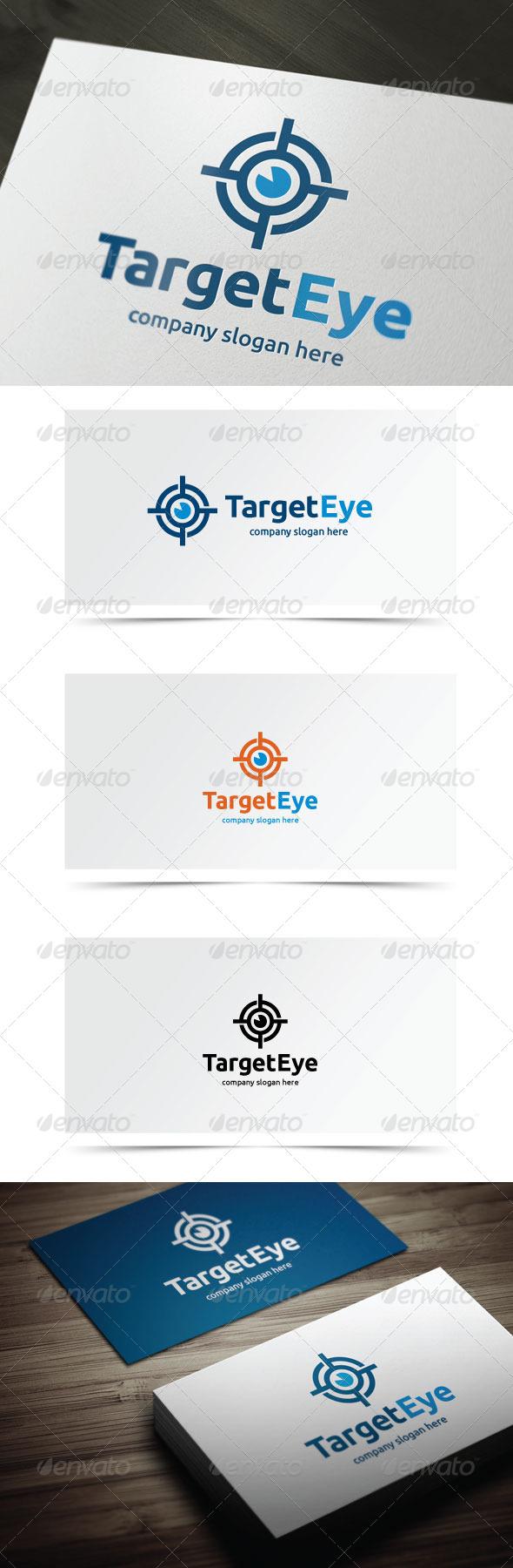 GraphicRiver Target Eye 6906044