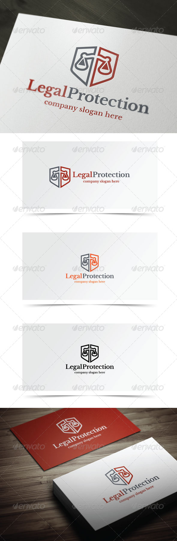 GraphicRiver Legal Protection 6906053