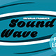 Sound Wave Flyer - GraphicRiver Item for Sale
