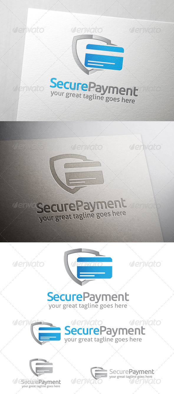 GraphicRiver Secure Payment Logo 6908338