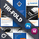 Transport Tri-Fold Templates - GraphicRiver Item for Sale
