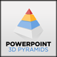 3D Pyramids | Powerpoint Business Graphics - GraphicRiver Item for Sale