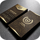 Gold And Brown Business Card - GraphicRiver Item for Sale