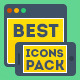 Web and Mobile Icon Package - GraphicRiver Item for Sale