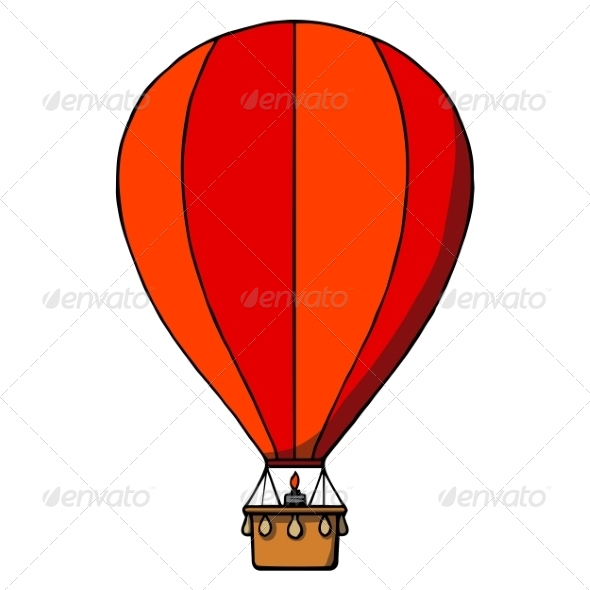 GraphicRiver Hot Air Balloon 6913734