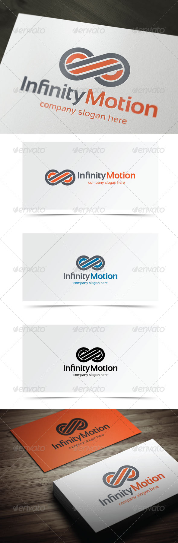GraphicRiver Infinity Motion 6913888