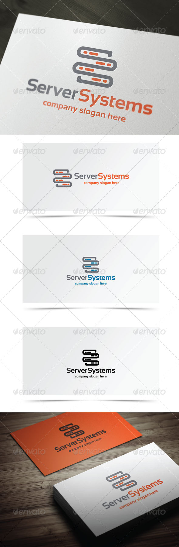 GraphicRiver Server Systems 6913970