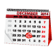 Calendar for Christmas - GraphicRiver Item for Sale