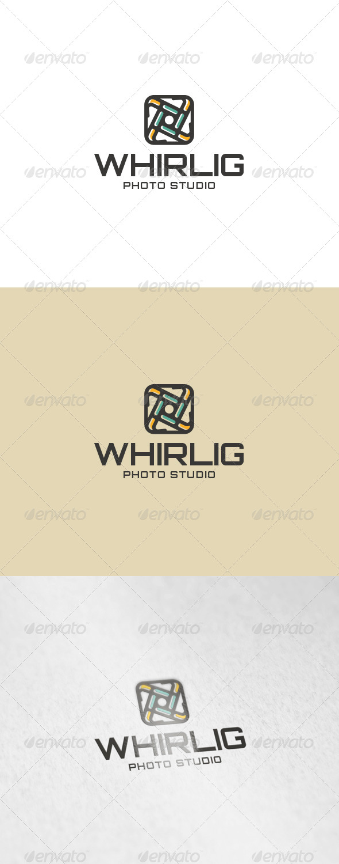 GraphicRiver Whirlig Logo 6917461
