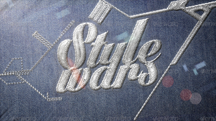 How To Make The Same Realistic Embroidery Effec Adobe