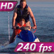 Jetskiing with Baby - VideoHive Item for Sale