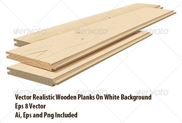 GraphicRiver Planks 6920595
