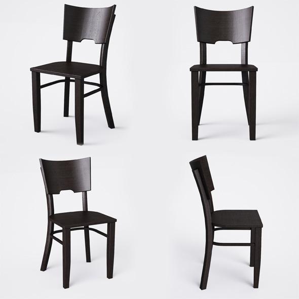 3DOcean Chair Fameg 6921151