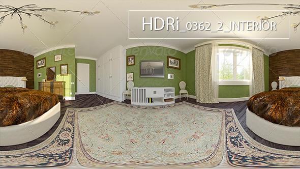 3DOcean 0362-2 Interoir HDRi 6922497