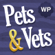 Pets & Vets - WordPress & WooCommerce - ThemeForest Item for Sale