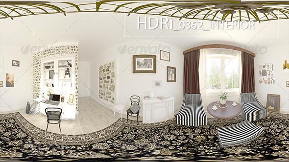 3DOcean 0362 Interoir HDR 6923368