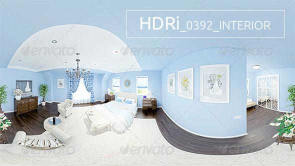 3DOcean 0392 Interoir HDRi 6923588