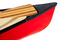 canoe bow with a paddle - PhotoDune Item for Sale