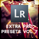 30 Extra Pro Presets Vol  7 - GraphicRiver Item for Sale