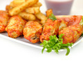 Hot Chicken Wings  - PhotoDune Item for Sale