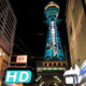 Tsutenkaku Futuristic Tower, Osaka Japan - VideoHive Item for Sale