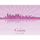 Calgary Skyline - GraphicRiver Item for Sale
