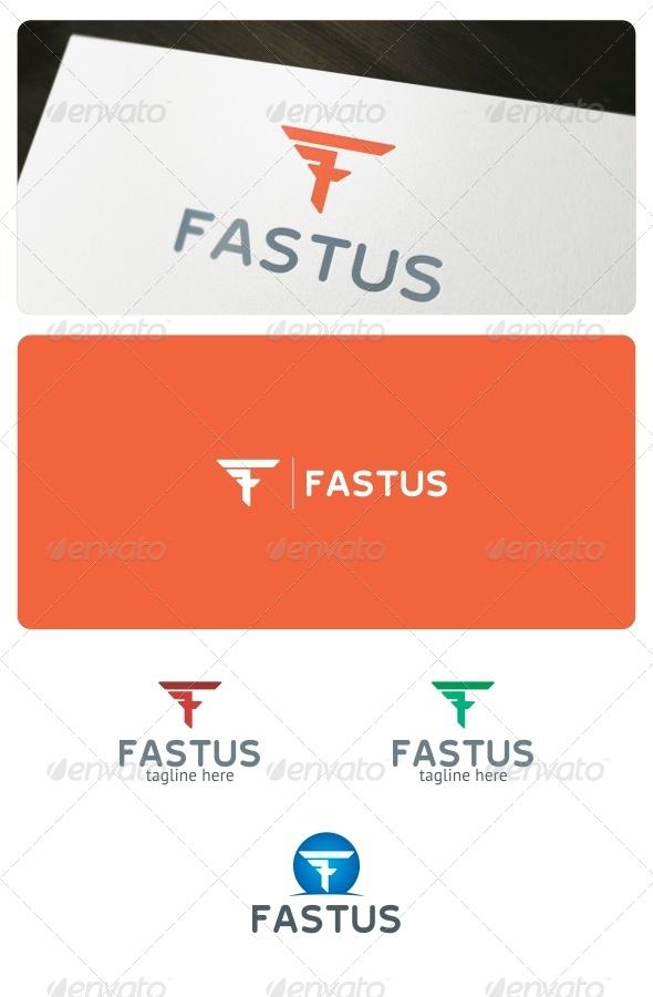 GraphicRiver Fastus Logo Template 6937805