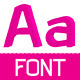 Hazairin Sans Regular Font - GraphicRiver Item for Sale