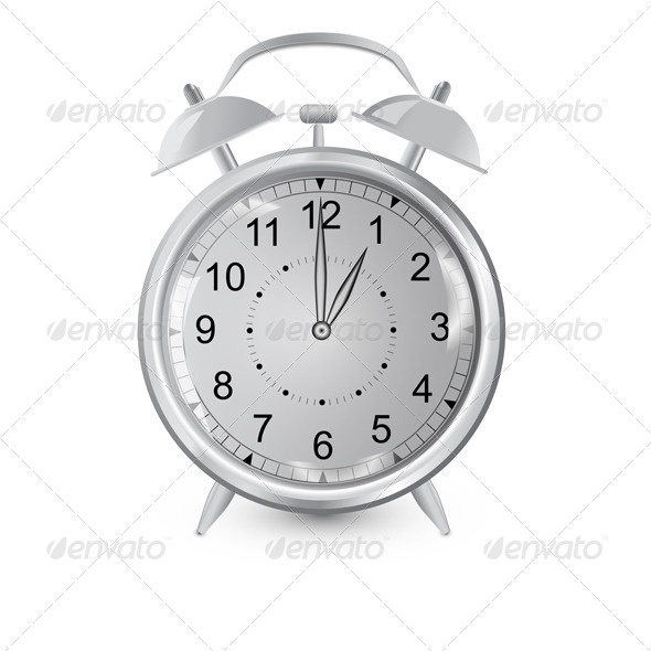 GraphicRiver Alarm Clock 6938660