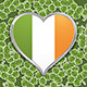 Irish Heart Decoration - GraphicRiver Item for Sale