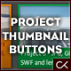 PROJECT THUMBNAIL BUTTONS - ActiveDen Item for Sale