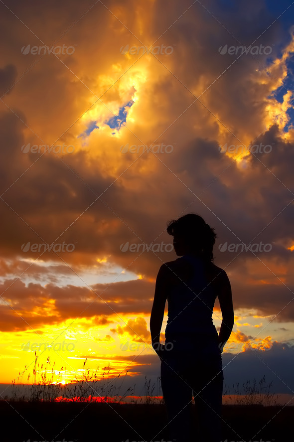 woman - Stock Photo - Images