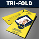 Multipurpose Business Tri-Fold Template  - GraphicRiver Item for Sale