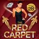 Black Carpet Party Flyer Template - GraphicRiver Item for Sale